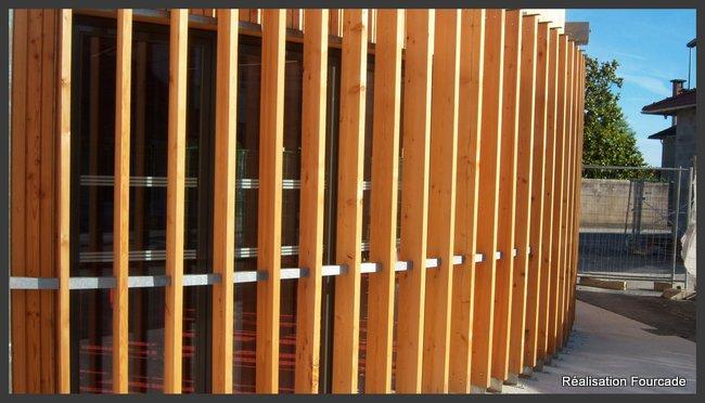 Fourcade Collège bois  Monein 64 (4)