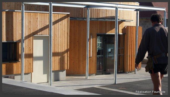 Fourcade Collège bois  Monein 64 (5)