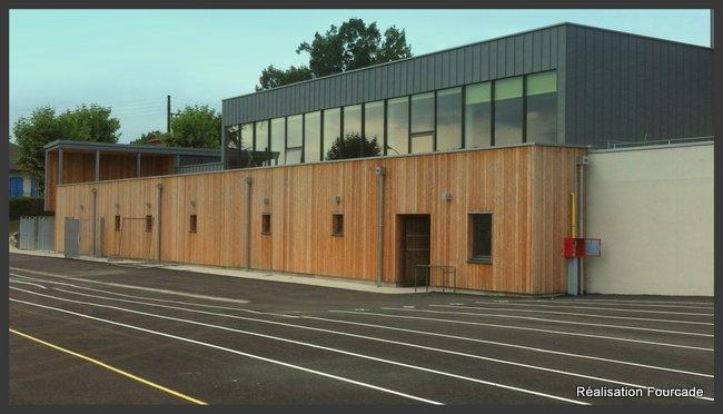 Fourcade Collège bois  Monein 64 (9)