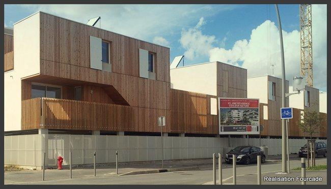 Fourcade Logements collectifs  bois Cours Emeraude Beauzelle 31 (2)