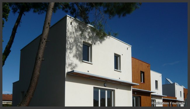 Fourcade Maisons bois  Kaufman et Broad Mérignac 33 (2)