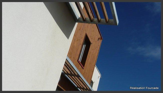 Fourcade Maisons bois  Kaufman et Broad Mérignac 33 (4)