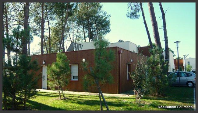 Fourcade Maisons bois  Kaufman et Broad Mérignac 33 (6)