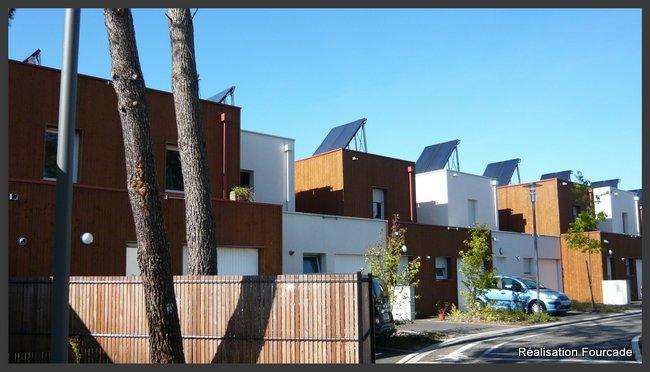 Fourcade Maisons bois  Kaufman et Broad Mérignac 33 (7)