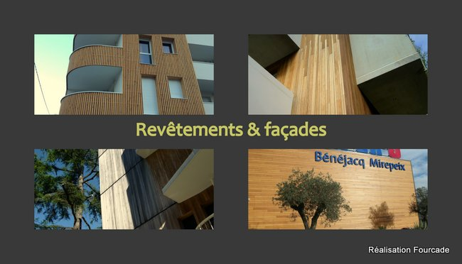 Fourcade Revêtements et façades