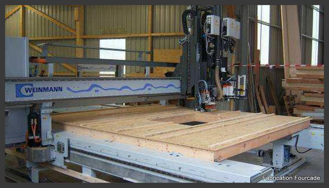 charpente bois fabricant