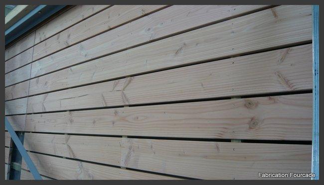 Fourcade charpentes : murs ossature bois pré-fabriqués en atelier
