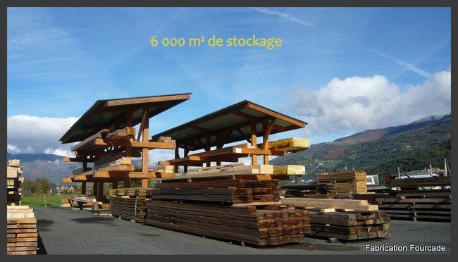 Fourcade stockage