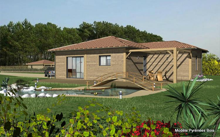 Maison_Pyrénées_Bois_Modèle_Adour_90