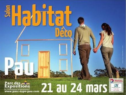 Pyrénées Bois vous donne rendez-vous au salon Habitat Déco de Pau