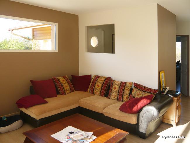 « C'est une maison qui correspond à notre mode de vie »  Pyrénées Bois  Ma