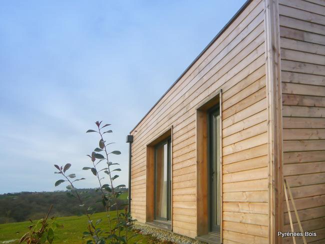 « C'est un projet dont je rêve depuis des années »  Pyrénées Bois  Maisons