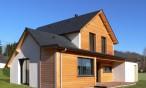 Maison d'architecte en bois à Asson (64) - Réalisation Pyrénées Bois