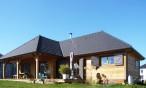 Maison Pyrénées Bois à Bougarber, proche de Pau (64)