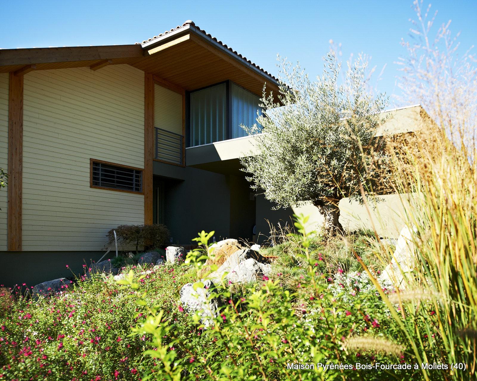 Constructeur maison contemporaine midi pyrenees maison for Constructeur de maison hautes pyrenees