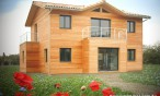 Maison Pyrénées Bois à Gaillac (Tarn, 81)