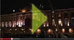 Maison Bois à Toulouse : VIDEO du montage
