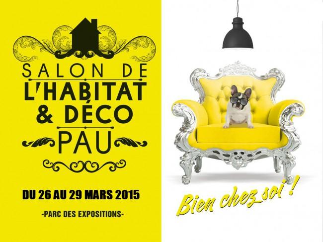 Maison Bois au salon Habitat Pau 2015 avec le constructeur Pyrénées Bois