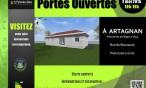 Maison Bois à visiter : Portes-Ouvertes dans les Pyrénées (65)