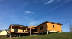 maison pyrénées bois