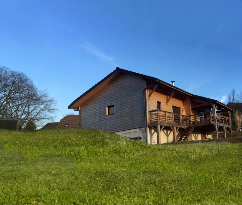 Etat Initiale de la maison ossature bois